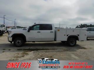 2020 GMC Sierra 3500HD CC