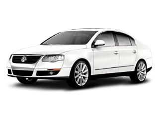 2008 Volkswagen Passat VR6 4 Motion