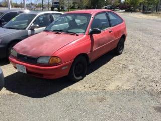 1995 Ford Aspire Base