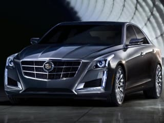 2014 Cadillac CTS 3.6L Performance