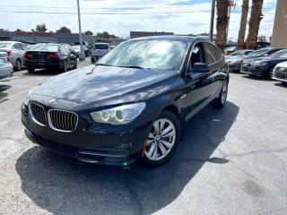 2014 BMW 5 Series 535i Gran Turismo