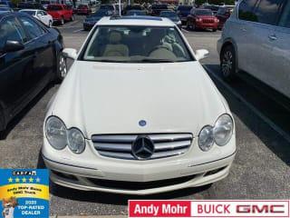 2008 Mercedes-Benz CLK CLK 350