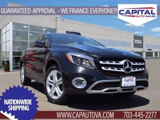 2018 Mercedes-Benz GLA GLA 250 4MATIC