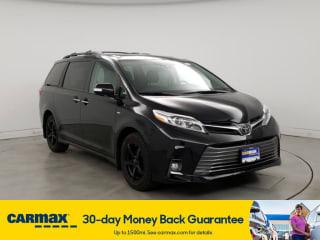 2020 Toyota Sienna Limited Premium 7-Passenger