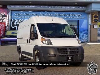 2016 Ram ProMaster Cargo 2500 136 WB