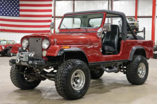 1982 Jeep Scrambler Base