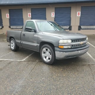 2001 Chevrolet Silverado 1500 Base