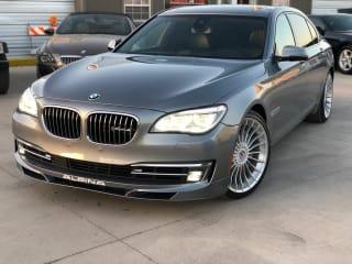 2013 BMW 7 Series ALPINA B7 LWB