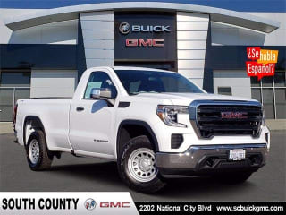 2020 GMC Sierra 1500 Base