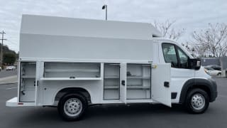 2016 Ram ProMaster Cutaway Chassis