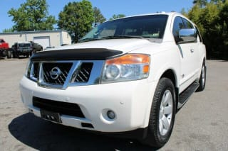 2008 Nissan Armada LE FFV