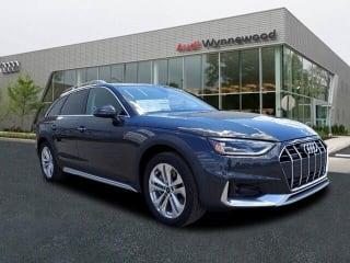 2021 Audi A4 allroad 2.0T quattro Premium