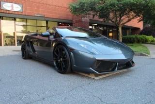 2012 Lamborghini Gallardo LP 550-2 Spyder