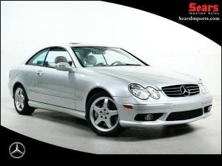 2003 Mercedes-Benz CLK CLK 500