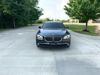 2010 BMW 7 Series 750i xDrive