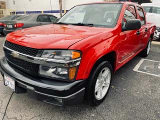 2004 Chevrolet Colorado ZQ8 LS