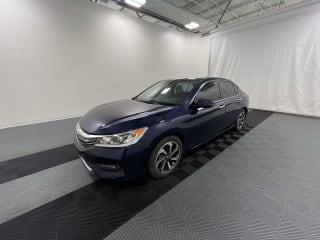 2016 Honda Accord EX-L