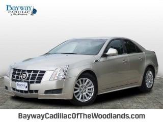 2013 Cadillac CTS 3.0L Luxury