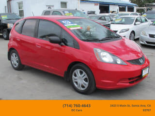 2009 Honda Fit Base