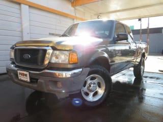 2004 Ford Ranger Tremor