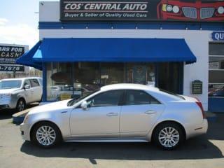 2010 Cadillac CTS 3.0L V6