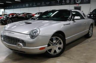 2005 Ford Thunderbird Deluxe