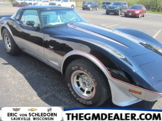 1978 Chevrolet Corvette Limited Edition Coupe L-82 Automatic w/Leather
