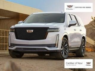 2021 Cadillac Escalade Sport
