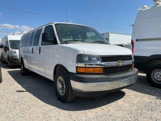 2017 Chevrolet Express Passenger LT 3500