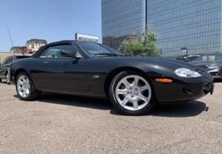 2000 Jaguar XK XK8