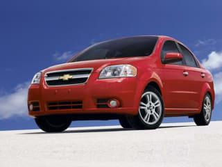 2009 Chevrolet Aveo LT