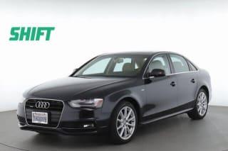 2015 Audi A4 2.0T quattro Premium Plus