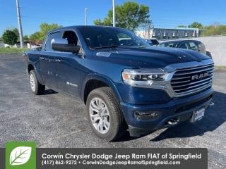 2021 Ram Pickup 1500 Laramie Longhorn
