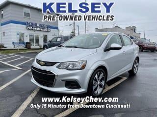 2020 Chevrolet Sonic Premier