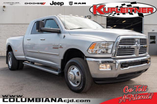2014 Ram Pickup 3500
