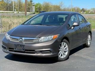 2012 Honda Civic EX w/Navi