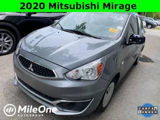 2020 Mitsubishi Mirage ES