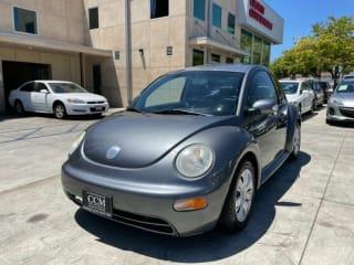 2005 Volkswagen New Beetle GL