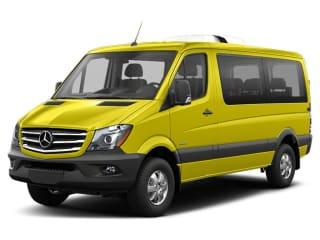 2017 Mercedes-Benz Sprinter Passenger
