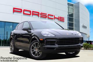 2021 Porsche Cayenne S Coupe