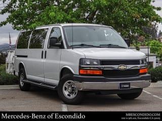 2016 Chevrolet Express Passenger LT 2500