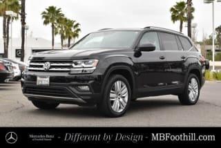 2019 Volkswagen Atlas V6 SE 4Motion