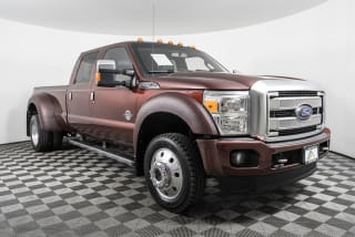 2016 Ford F-450 Super Duty