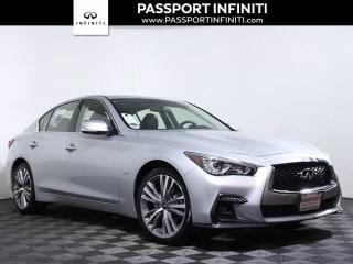2018 Infiniti Q50 3.0T Sport
