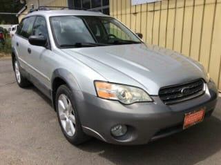 2007 Subaru Outback 2.5i