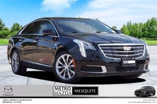 2019 Cadillac XTS Pro Livery