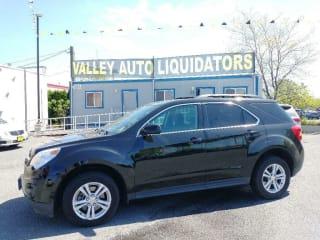 2012 Chevrolet Equinox LT