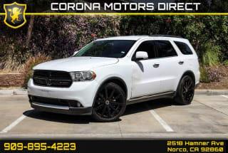 2013 Dodge Durango Crew