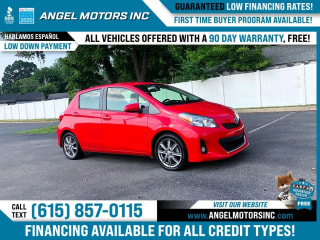 2013 Toyota Yaris 5-Door L