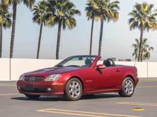 2002 Mercedes-Benz SLK SLK 230 Kompressor